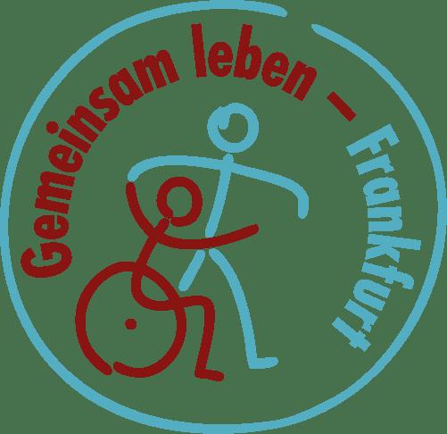 Gemeinsam leben - Frankfurt Logo